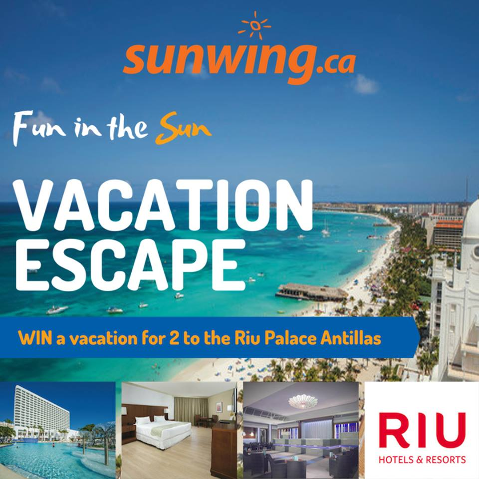 Win A Vacation to Aruba Giveaway Contest - 106 5 ELMNT FM Toronto
